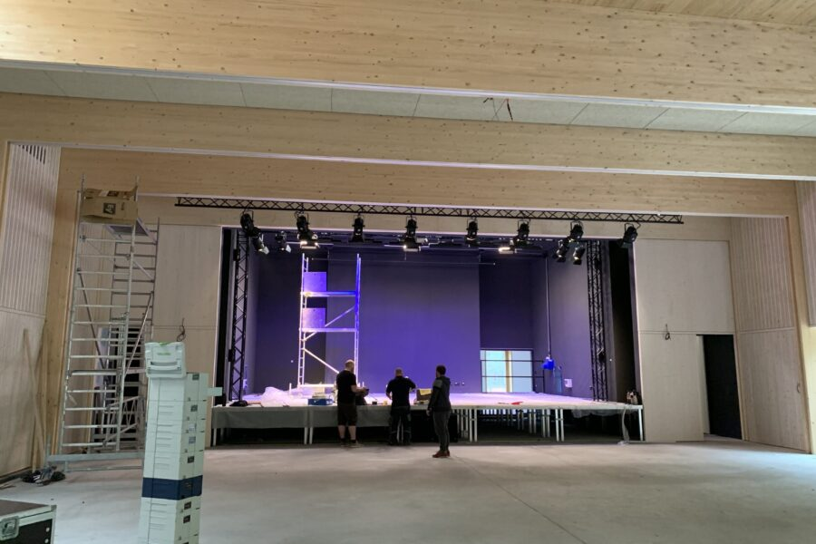Kulturhalle Schaidt